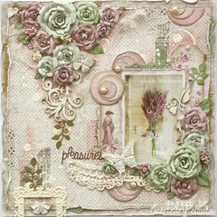 Simple Pleasures **Maja Design & Dusty Attic**