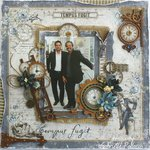 Tempus Fugit **Dusty Attic & Maja Design**