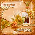 The perfect pumpkin **TCR #62 & Dusty Attic**