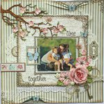 Time Together **GRAPHIC 45 Guest Designer**