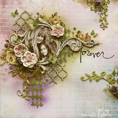 Forever **VIDEO TUTORIAL-Shimmerz Paints & Dusty Attic**
