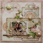 Truly, Madly, Deeply  **Websters Pages 'In Love' & Dusty Attic Heart Flourish!**