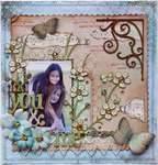 TCR #65 You & Me **HUGE FAV EMBELLISHMENT GIVE-AWAY!!*