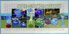 Inside Out Emotion Garden