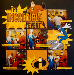 The Incredible Event