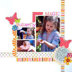 butterfly magic by kay rogers for sassafras