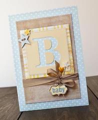 B Baby Card