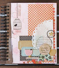 It's The Little Things journal