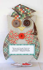 Owl *gift for teacher*