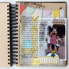 Minnie USA Album by Rachel Tucker