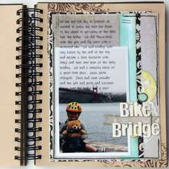Bike the Bridge by Rachel Tucker