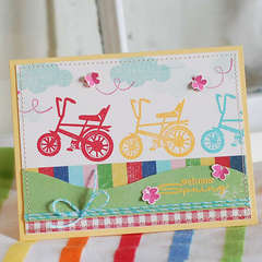 Welcome Spring Card