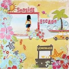 Seaside Eescape *Fancy Pants*