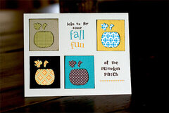 Fall Fun Card