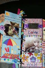 I love my Friends Mini album inside