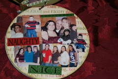 Naughty or Nice pics from my sister xmas party