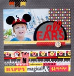 All Ears layout by Susan Weinroth