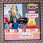Best Day Ever layout by Susan Weinroth