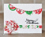 Merry Christmas featuring new holiday Trendy Tape from Queen & Co
