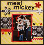 Disney Meet Mickey by Leah LaMontagne