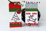 Holiday Gift Tags from Queen & Co