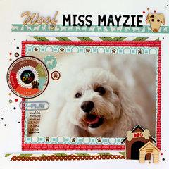 Miss Mayzie by Suzy Plantamura
