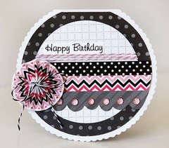 Happy Birthday featuring Queen & Co Trendy Tape and Twine