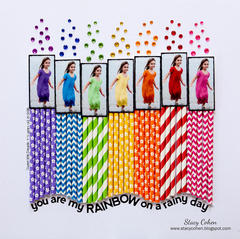 You Are My Rainbow featuring Queen & Co Stylish Stix