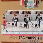 Tag, You're It by Suzy Plantamura