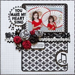 You Make My Heart Sing by Stacy Cohen