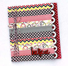 Believe featuring Queen & Co Magic Collection Trendy Tape Kit