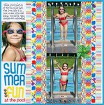 Summer Fun by Suzy Plantamura featuring new Trendy Tape from Queen & Co.