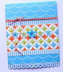 Fun Summer Card from Suzy Plantamura