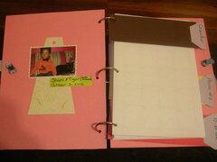 my planner (inside)