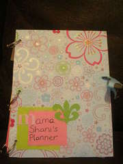 my planner (outside)