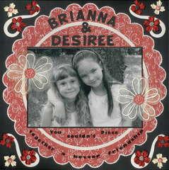 Brianna and Desiree