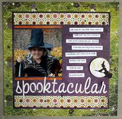 *Spooktacular* - Layle Koncar using Eerie