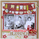 Christams Blessings by Jana Eubank featuring Aspen Frost from BasicGrey