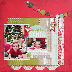 Ready for Santa featuring New Aspen Frost from BasicGrey
