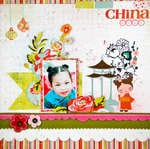 China Doll by Lady Grace Belarmino featuring Konnichiwa from BasicGrey