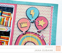 Birthday Girl by Jana Eubank featuring Spice Market from BasicGrey