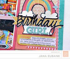 Birthday Girl by Jana Eubank featuring Spice Market from BasicGrey