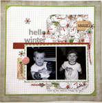 Hello Winter by Jennifer Shaw