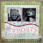 *Frosty* - Layle Koncar using Eskimo Kisses