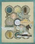 Beautiful You Sampler Featuring BasicGrey Serenade Collection