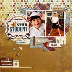 Star Student by Yohko Takiguchi