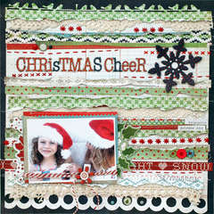 Christmas Cheer by Leeann Pearce