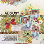 Memories of August by Iris Baboa Uy