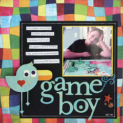 game boy - Layle Koncar