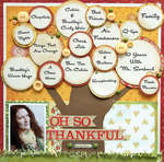 Oh So Thankful by Heidi Sonboul